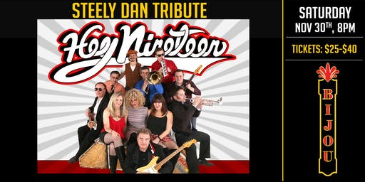 Hey Nineteen - Tribute to Steely Dan