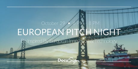 European Pitch Night tickets