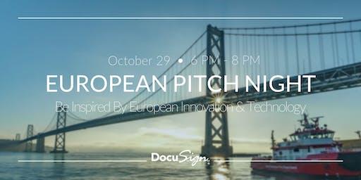 European Pitch Night