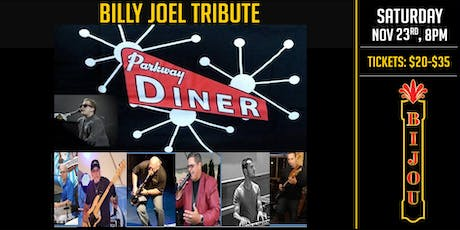 Billy Joel Tribute - Parkway Diner tickets