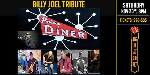 Billy Joel Tribute - Parkway Diner