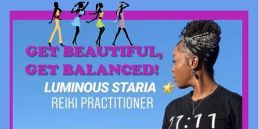 Get Beautiful & Get Balanced