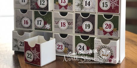 Christmas Countdown Project Kit tickets