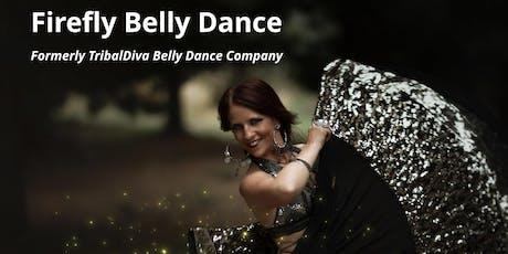 Free 'Taster' Belly Dance Class & Open Night tickets