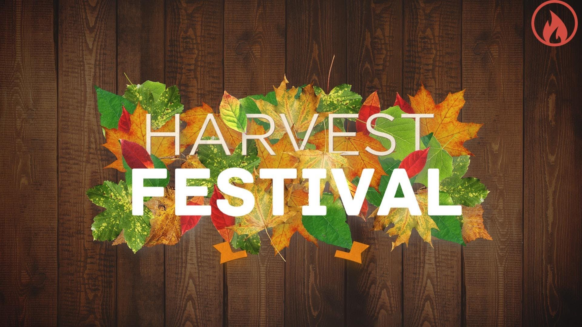 Harvest Festival - Free Event