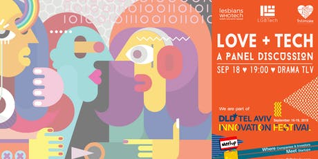 LGBTech + Lesbians Who Tech DLD Festival Networking Event tickets