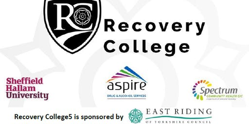 "Recovery College - ""The Changing Face of Substance Use"""