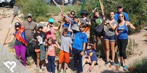 Volunteer the Week of September 23 - September 29 w/Project Helping