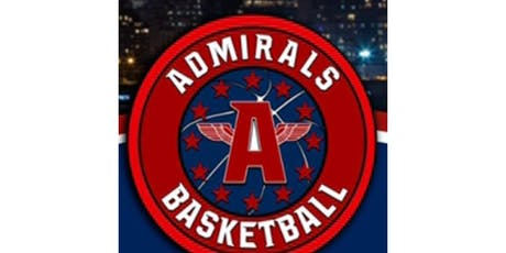 Tri-State Admirals Invite Only Combine tickets