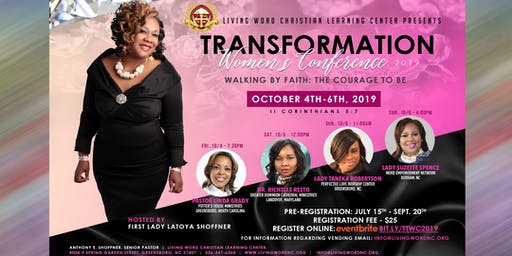 Transformation Women's Conference 2019