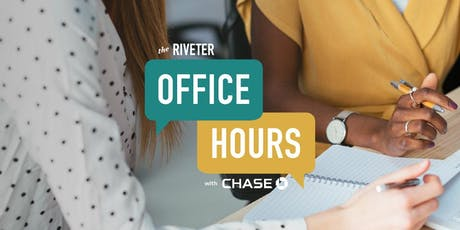 CH | Office Hours with Chase Bank tickets