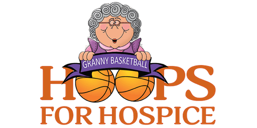 Granny Basketball Hoops for Hospice