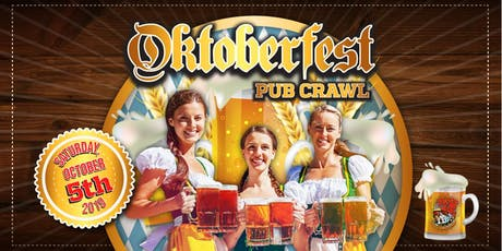 The Oktoberfest Pub Crawl(Orlando) tickets