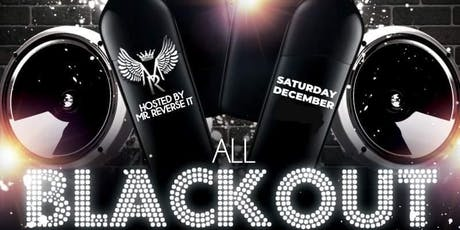 ARLINGTON - 'All Black Blackout' Cometry Explosion & After Party tickets