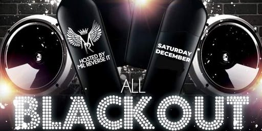 DALLAS - 'All Black Blackout' Cometry Explosion & After Party