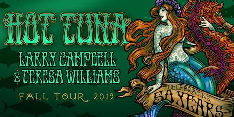HOT TUNA - Celebrating 50 Years tickets