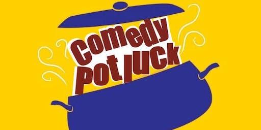 Comedy Potluck Show at Essex Market!