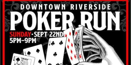 Riverside Poker Run tickets