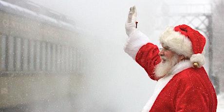 North Pole Limited - Steam Train Ride with Santa - 12/15 @ 1:30 pm tickets
