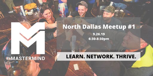North Dallas Home Service Professional Networking Meetup  #1