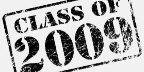 EHS Class of 2009 10 Year Reunion  tickets