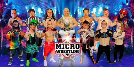 Micro Wrestling  tickets