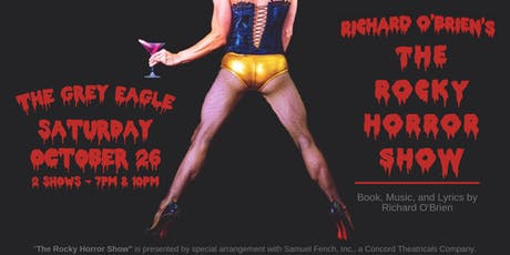 The Rocky Horror Show (7PM) tickets