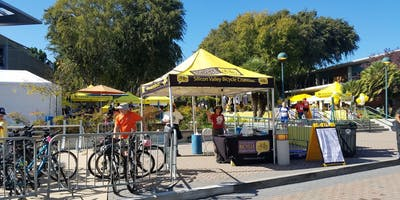 Volunteer Bike Parking: Halloween in Japantown (31st October 2019)