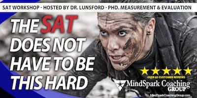New SAT Online Workshop - Hosted by Dr. Douglas Lunsford