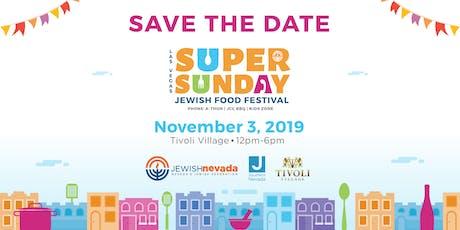 Super Sunday 2019 tickets
