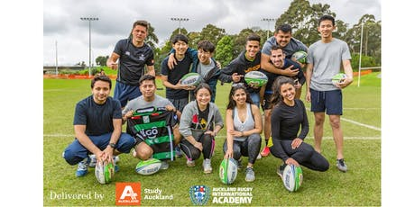 International Students - Rugby Have a Go 2019 tickets