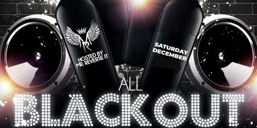 NEW ORLEANS - 'All Black Blackout' Cometry Explosion & After Party