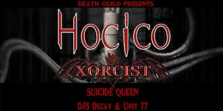 Death Guild Presents Hocico tickets