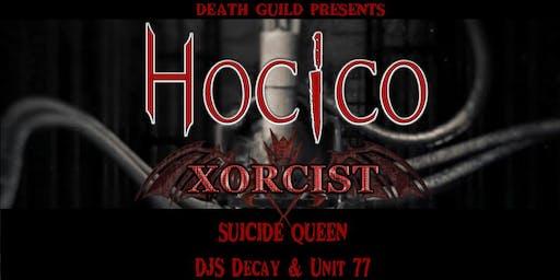 Death Guild Presents Hocico