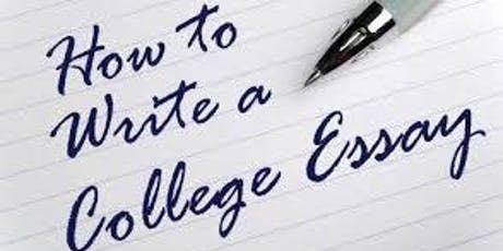 NORTHSIDE How to Write a Successful College Essay (For Grades 9-12 + Parents) tickets