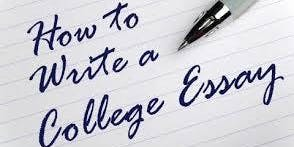 NORTHSIDE How to Write a Successful College Essay (For Grades 9-12 + Parents)