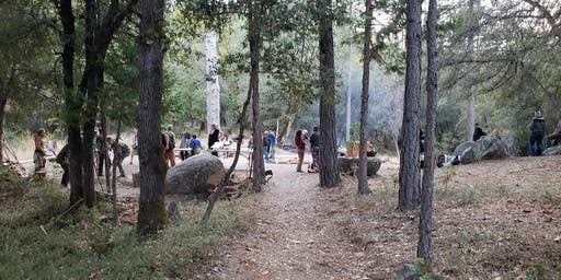 2019 Wilderness Skills Family Weekend - Nevada City | Nov 2-3