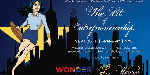 The Art of Entrepreneurship : Panel Discussion & Networking