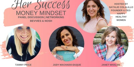 Her Success: Money Mindset Panel & Networking tickets