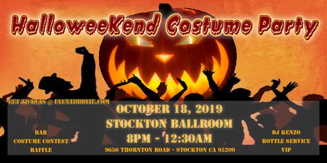 Halloweekend Costume Party tickets