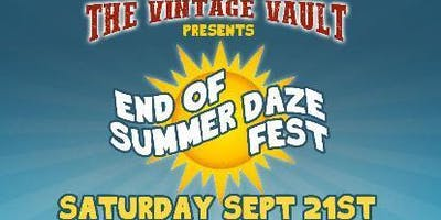 End of Summer Daze Fest
