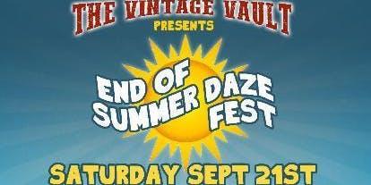 End of Summer Daze Fest
