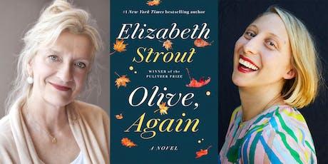Elizabeth Strout: Olive, Again w/ Emma Straub tickets