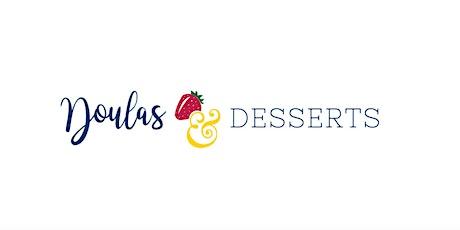 Doulas & Desserts tickets