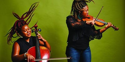 """THRESHOLD Autumn Sessions:  SISTASTRINGS in concert """"Lifting Our Voices"""""""
