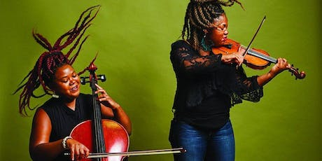 """THRESHOLD Autumn Sessions:  SISTASTRINGS in concert """"Lifting Our Voices"""" tickets"""