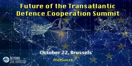 Future of the Transatlantic Defence Cooperation Summit tickets