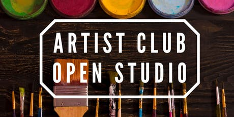 Artist Club - Open Studio tickets