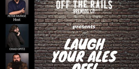 Laugh your Ales Off tickets