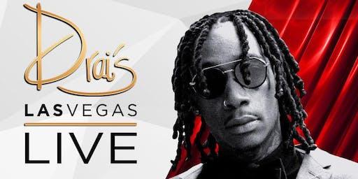 WIZ KHALIFA LIVE - Drai's Nightclub - Vegas Guest List - Halloween Week